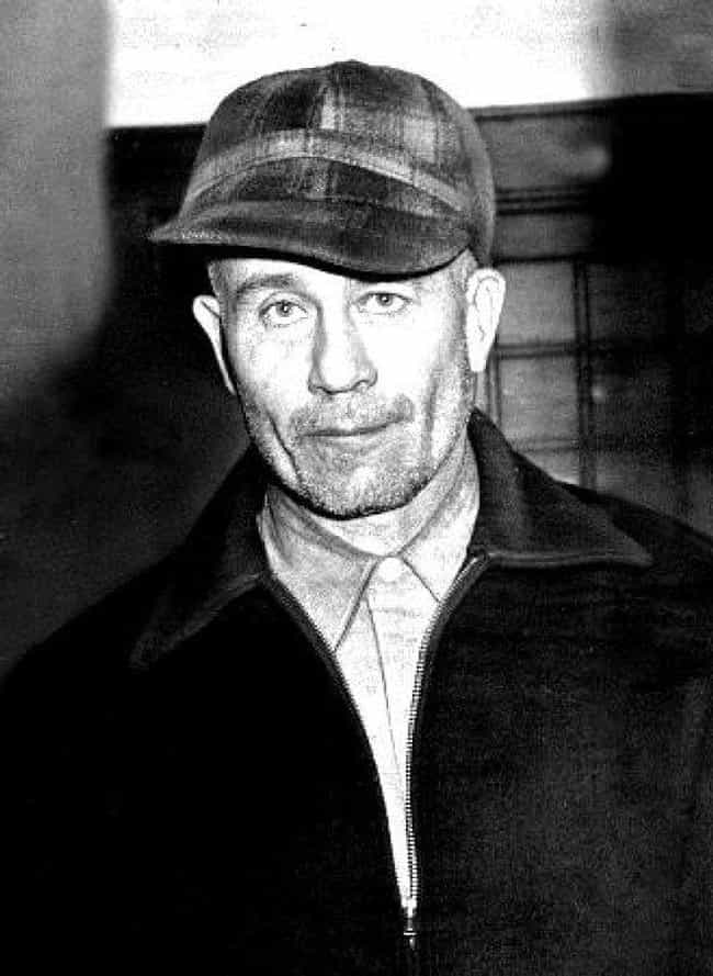 Ed Gein is listed (or ranked) 1 on the list 20 Real People Behind Classic Characters