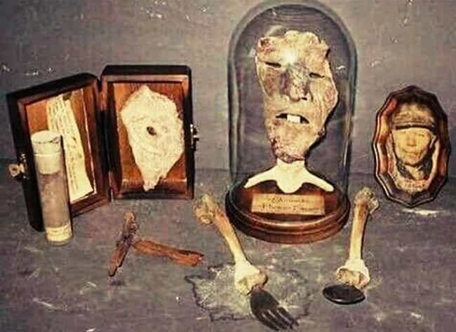Ed Gein is listed (or ranked) 1 on the list 14 Disturbed Killers Who Skinned Their Victims