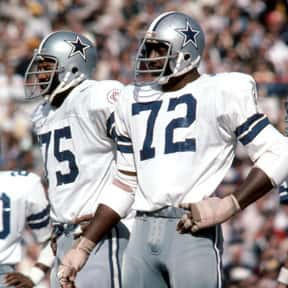 Ed Jones is listed (or ranked) 9 on the list The Best Dallas Cowboys Of All Time
