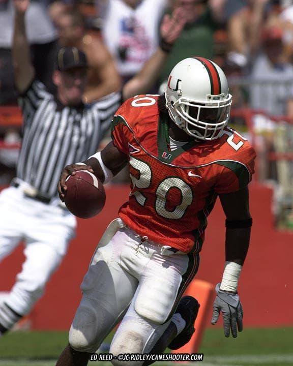 Random Best Miami Football Players