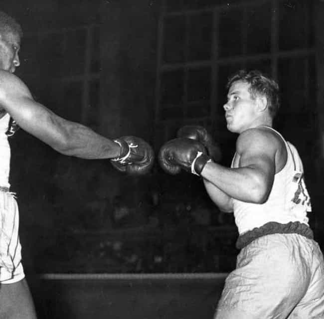 Ed Sanders is listed (or ranked) 3 on the list Famous People Who Died While Boxing