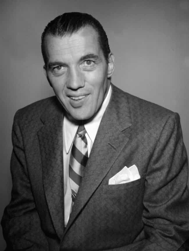 Ed Sullivan is listed (or ranked) 4 on the list 17 Famous People Whose Twin Siblings Died
