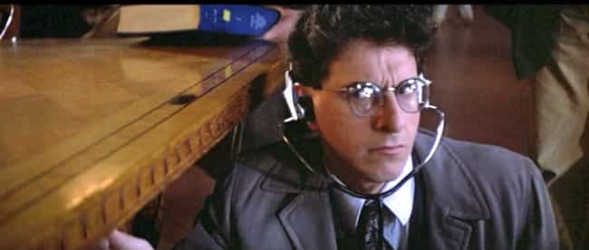 Egon Spengler is listed (or ranked) 1 on the list The Most Memorable Nerds In Movie History