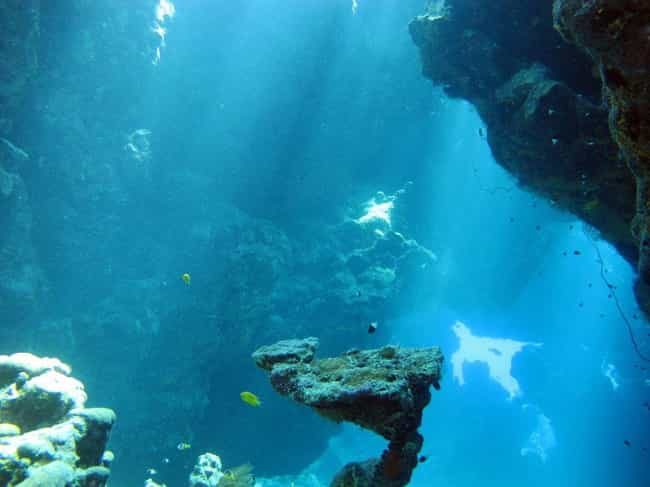 Egypt is listed (or ranked) 3 on the list The Best Countries for Scuba Diving