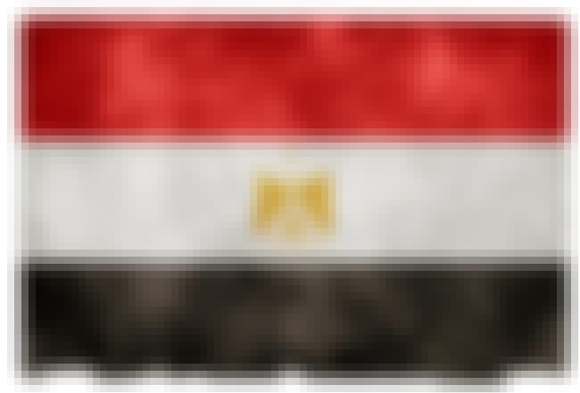 Egypt is listed (or ranked) 3 on the list Countries of the Middle East