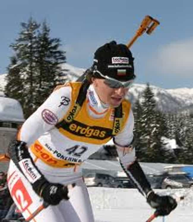 Ekaterina Dafovska is listed (or ranked) 1 on the list The Best Olympic Athletes from Bulgaria