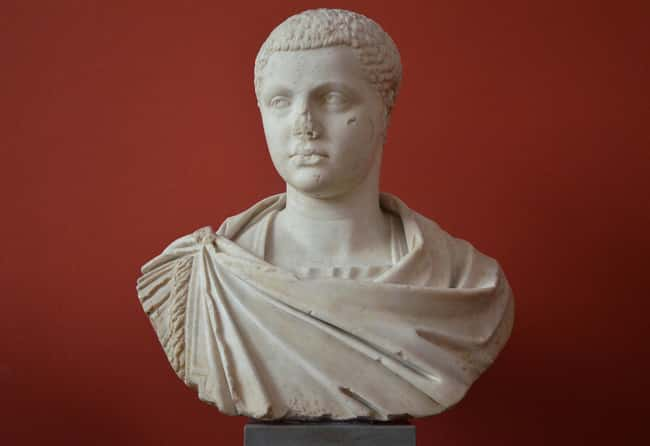 Elagabalus is listed (or ranked) 14 on the list 24 Transgender Historical Figures