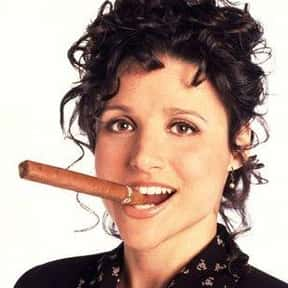 Elaine Benes is listed (or ranked) 6 on the list The Greatest Perpetually Single Women in TV History