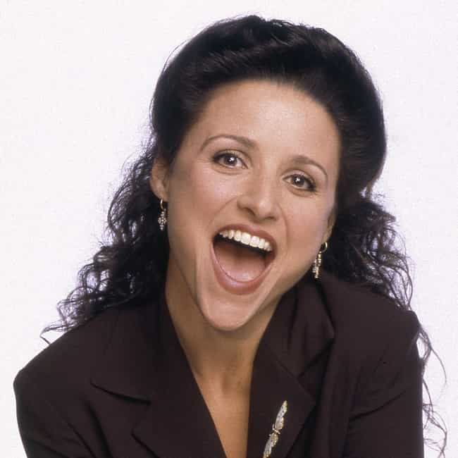 Elaine Benes is listed (or ranked) 3 on the list The Cast of Seinfeld: Where Are They Now?