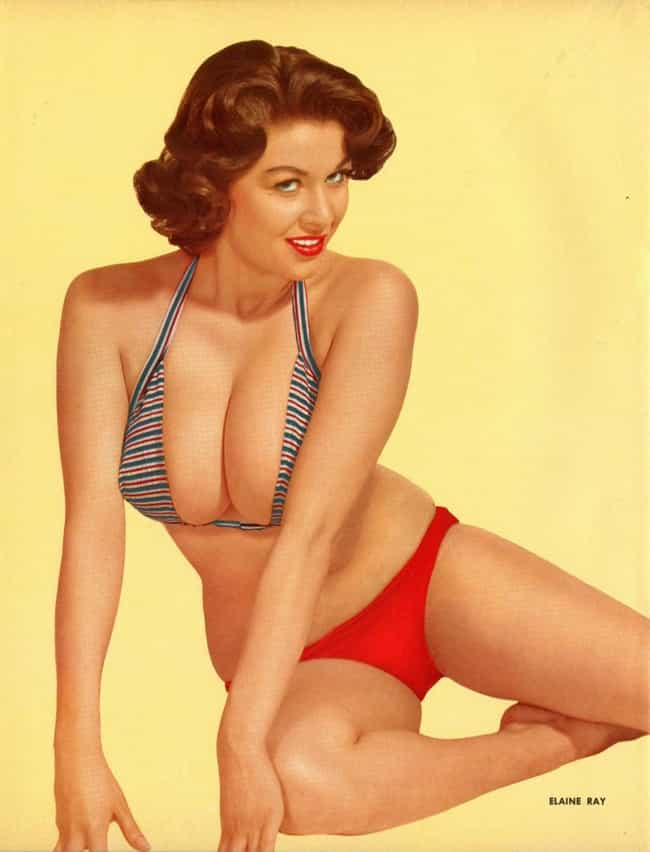 Elaine Reynolds is listed (or ranked) 4 on the list Playboy Girls Of The '50s