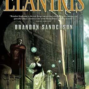 Elantris is listed (or ranked) 9 on the list The Best Brandon Sanderson Books