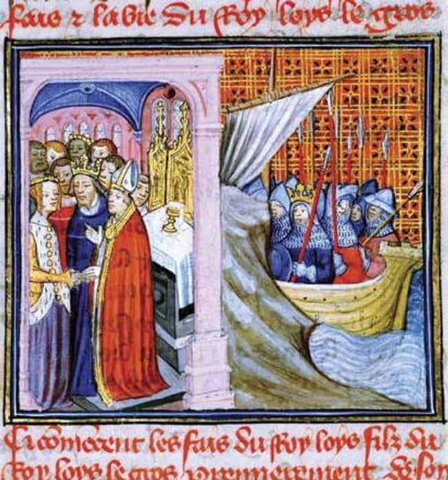 Eleanor of Aquitaine is listed (or ranked) 2 on the list The Most Lavish Dowries In History