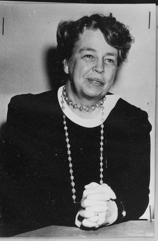 Eleanor Roosevelt is listed (or ranked) 4 on the list The Greatest Renaissance Women in American History