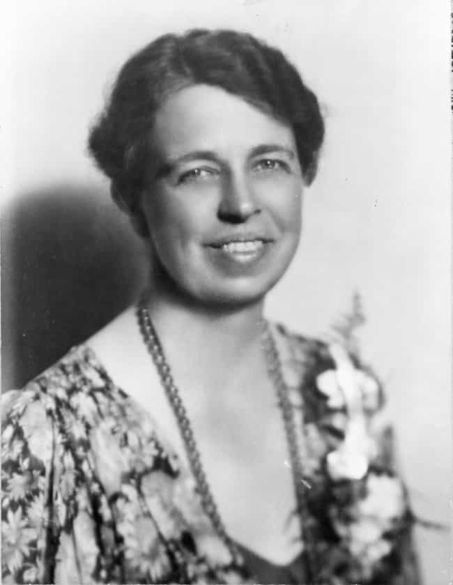 Eleanor Roosevelt is listed (or ranked) 3 on the list Political Wives Who Overshadowed Their Husbands