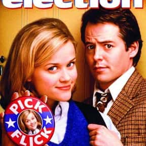 Election is listed (or ranked) 15 on the list The Funniest Movies About Teachers