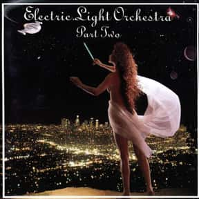 Electric Light Orchestra Part  is listed (or ranked) 8 on the list Volcano Records Complete Artist Roster