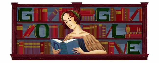 Elena Cornaro Piscopia is listed (or ranked) 1175 on the list Every Person Who Has Been Immortalized in a Google Doodle