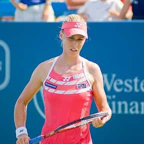Elena Dementieva is listed (or ranked) 16 on the list List of Famous Tennis Players