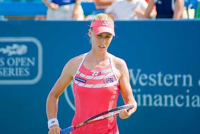 Elena Dementieva is listed (or ranked) 4 on the list The Best Tennis Players from Russia