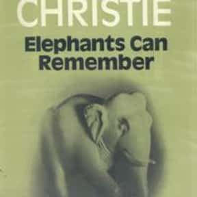 Elephants Can Remember is listed (or ranked) 5 on the list The Best Books With Elephant in the Title