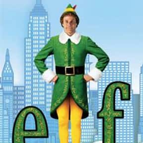 Elf is listed (or ranked) 13 on the list The Best Feel-Good Movies