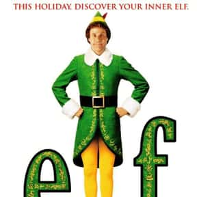 Elf is listed (or ranked) 9 on the list The Best Movies for Families