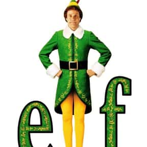 Elf is listed (or ranked) 8 on the list The Best Comedies Rated PG