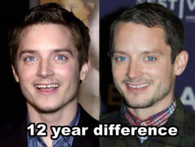 Elijah Wood is listed (or ranked) 2 on the list 21 Celebrities Who Never Seem to Age a Day