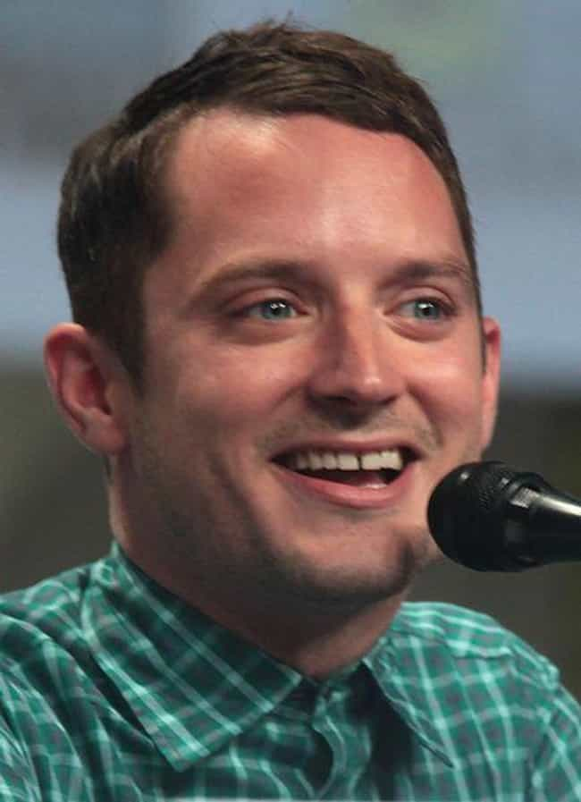 Elijah Wood is listed (or ranked) 3 on the list There Are Rumors These Celebs Are Gay
