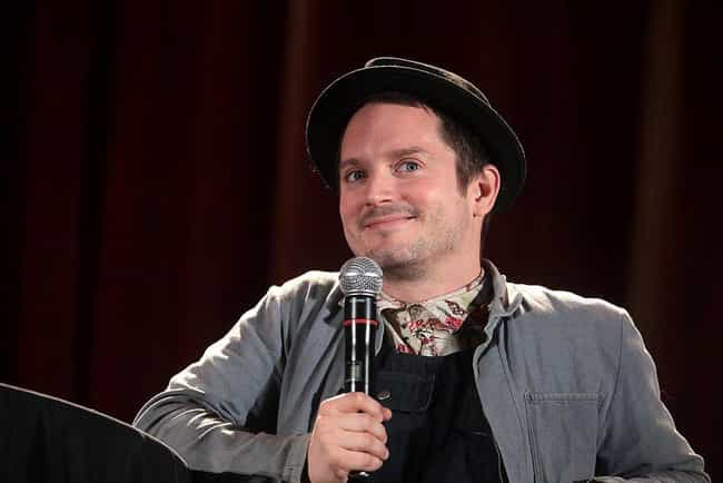 Elijah Wood is listed (or ranked) 3 on the list 24 Celebs Who Love 'Game of Thrones' As Much As You Do