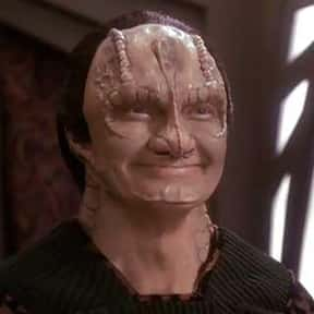 Elim Garak is listed (or ranked) 23 on the list 50+ Spies from Movies and TV