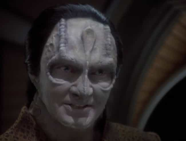 Elim Garak is listed (or ranked) 3 on the list Which 'Star Trek' Character Are You, Based On Your Zodiac Sign?