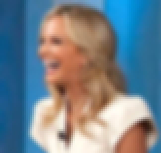 Elisabeth Hasselbeck is listed (or ranked) 7 on the list Famous Female Talk Show Hosts