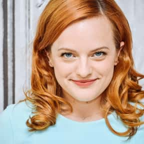 Elisabeth Moss is listed (or ranked) 18 on the list TV Actors from California