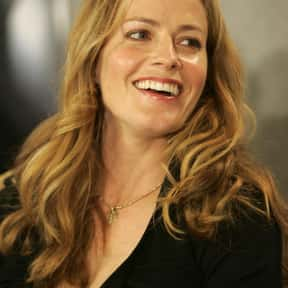 Elisabeth Shue is listed (or ranked) 15 on the list The Hottest Women Over 40 in 2013