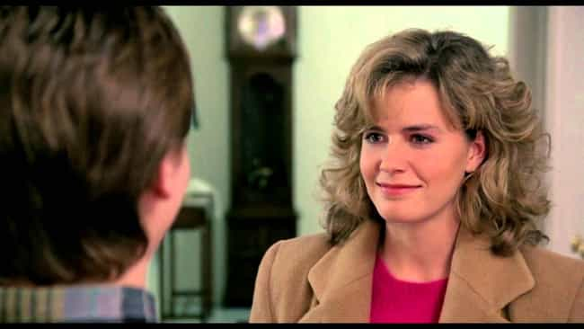 Elisabeth Shue is listed (or ranked) 4 on the list The Movie Babysitters You'd Most Want to Bang