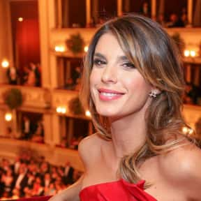 Elisabetta Canalis is listed (or ranked) 25 on the list List of Famous Presenters