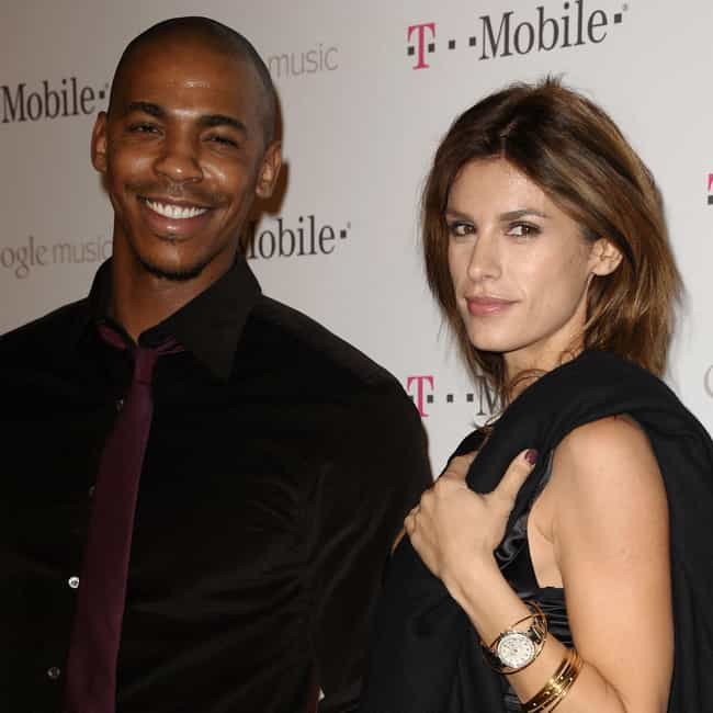 Elisabetta Canalis is listed (or ranked) 1 on the list Mehcad Brooks Loves and Hookups
