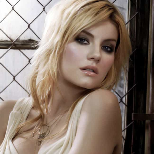 Elisha Cuthbert is listed (or ranked) 2 on the list The 25 Hottest Girls from Primetime Television