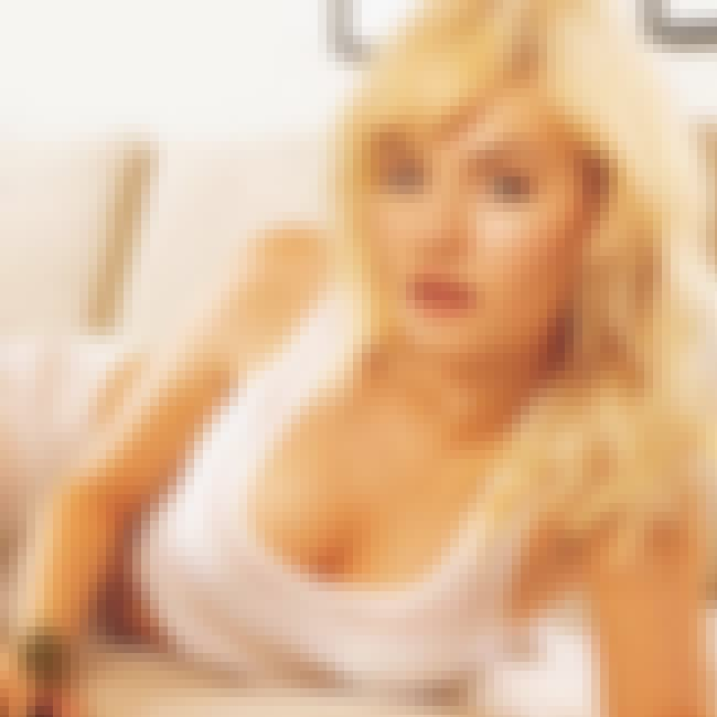 Elisha Cuthbert is listed (or ranked) 8 on the list Acrostic Of The Week: B.A.B.E