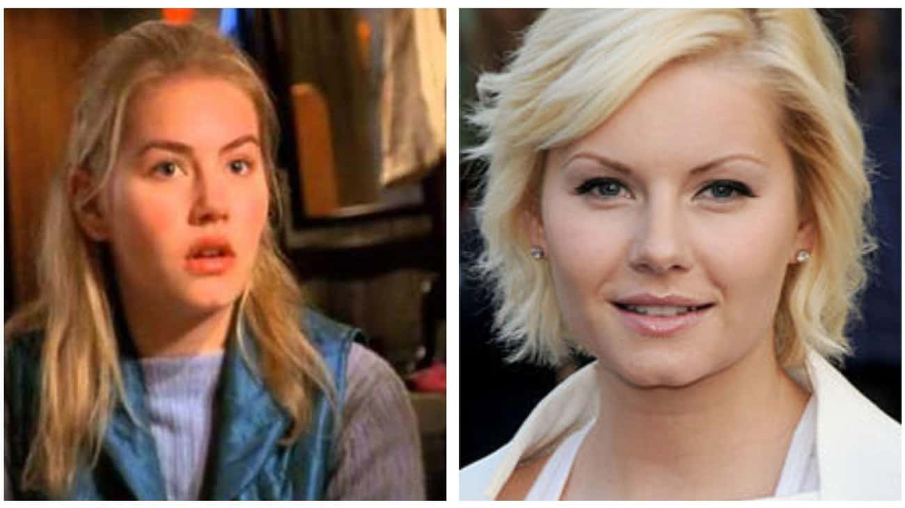Elisha Cuthbert Is A TV Regular