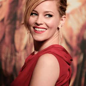 Elizabeth Banks is listed (or ranked) 6 on the list Who Was America's Girlfriend in 2016?
