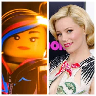 Elizabeth Banks (Wyldstyle/Lucy) - 'Pitch Perfect'