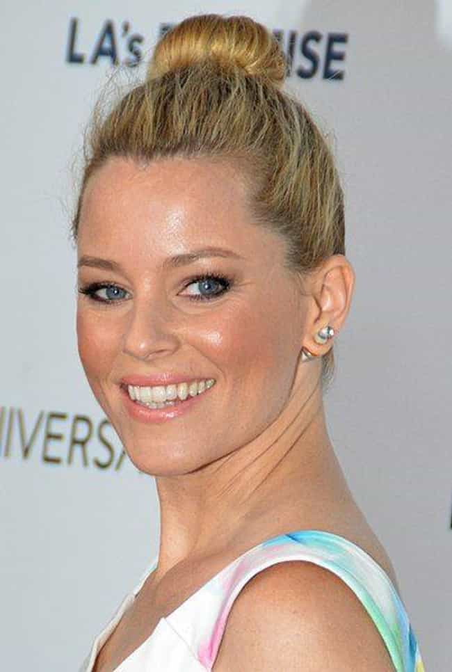 Elizabeth Banks is listed (or ranked) 1 on the list 20 Celebrities Who Were Tri Deltas