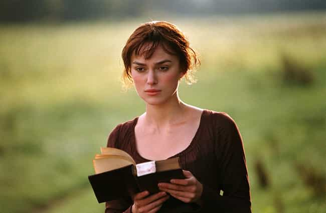 Elizabeth Bennet is listed (or ranked) 4 on the list The Most Beloved Fictional Bookworms