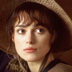 Elizabeth Bennet is listed (or ranked) 5 on the list The Greatest Female Characters in Literature, Ranked