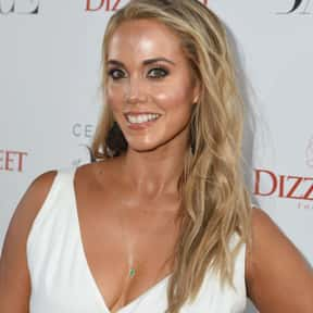 Elizabeth Berkley is listed (or ranked) 6 on the list TV Actors from Michigan