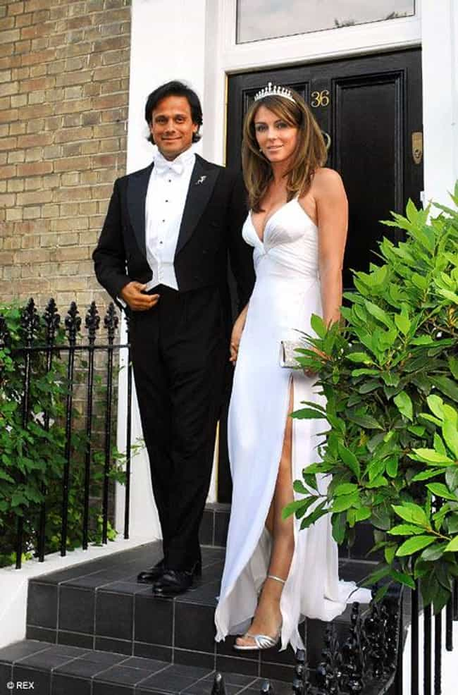 Elizabeth Hurley is listed (or ranked) 3 on the list 16 Famous People in Interfaith Marriages