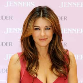 Elizabeth Hurley is listed (or ranked) 21 on the list List of Famous Models