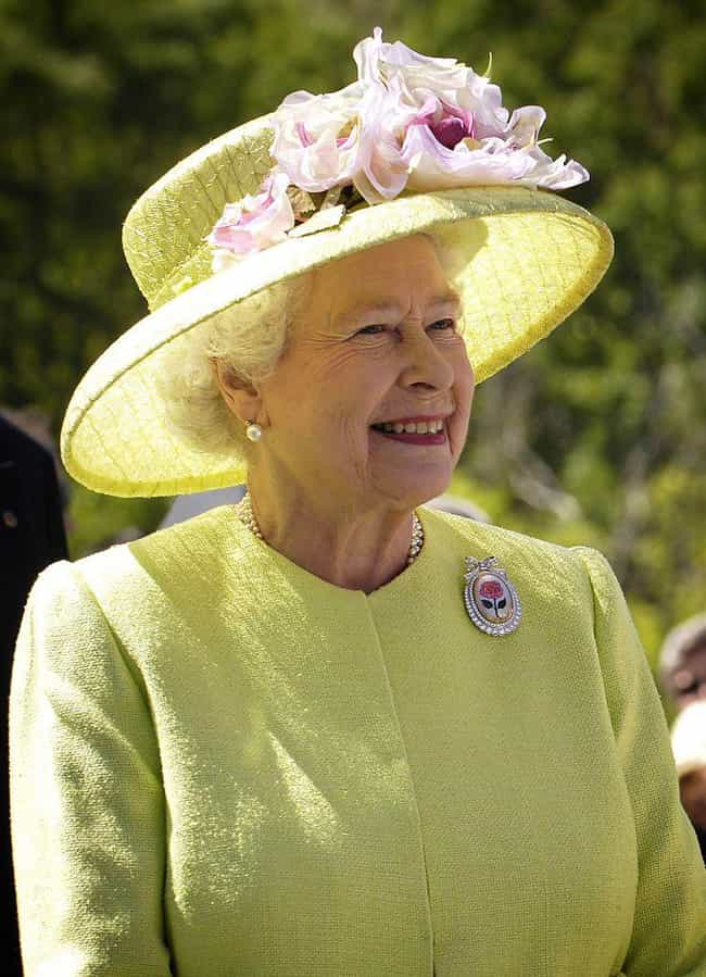 Elizabeth II is listed (or ranked) 12 on the list 26 Famous ISTJs
